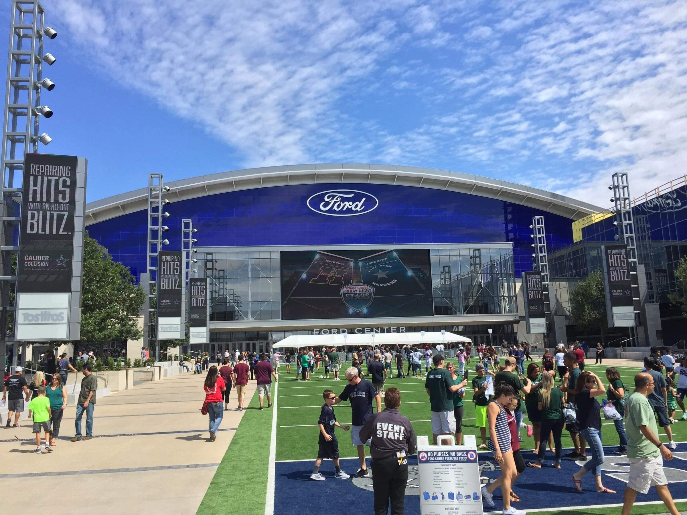 Image of Ford Center at the Star